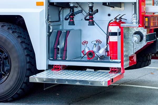 Fire Truck Equipments