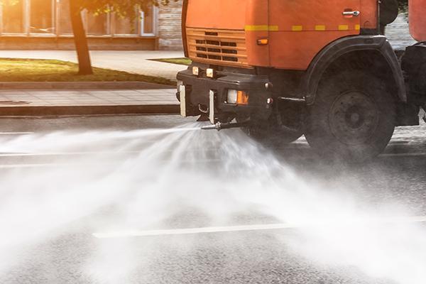 Water Truck Equipments