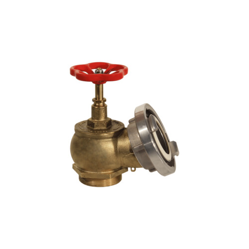 Fire Valve with Female Threaded Coupling