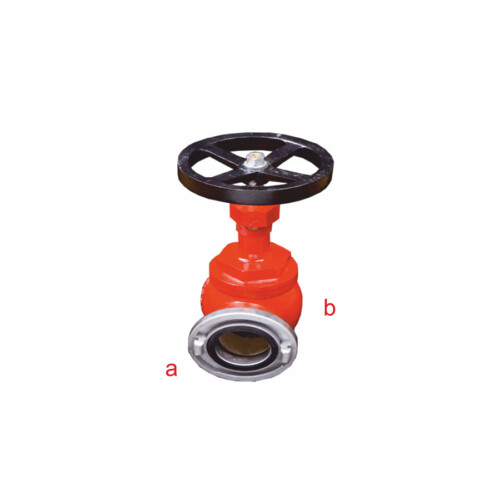 Hydrant Valve Without Coupling